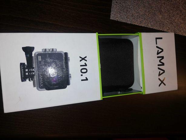 Kamerka sportowa Lamax 10.1 z pilotem na rękę + kpl mocowań