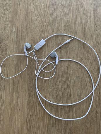 Słuchawki z mikrofonem do telwfonu