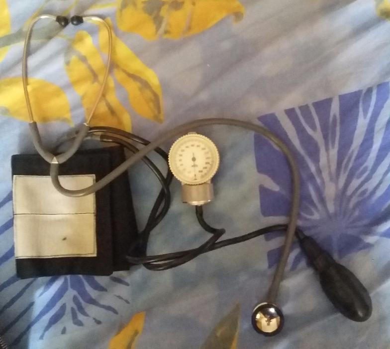 Измеритель артериального давления мембранный общего применения