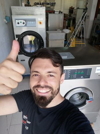 Self service / lavandaria industrial / lavandaria hospitalar