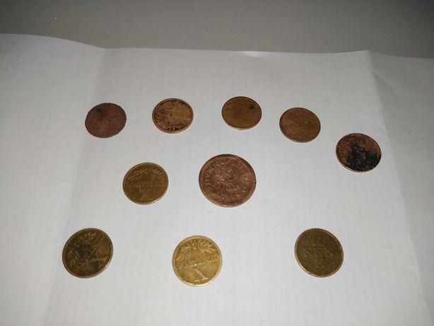 Moedas 10 centavos