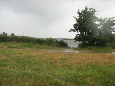Земельный участок на берегу Днепра