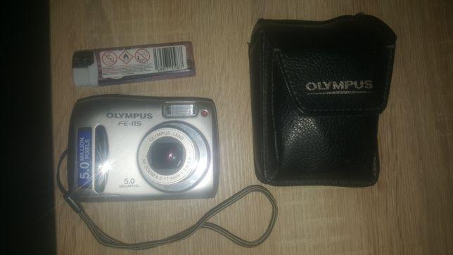aparat fotograficzny olympus FE - 115