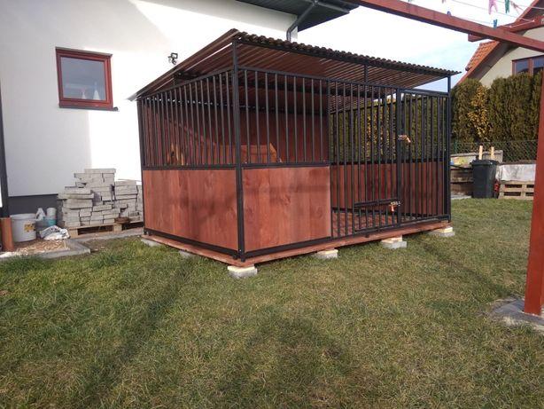 standardowy kojec dla psa, buda ,schowek, drewutni, wiata