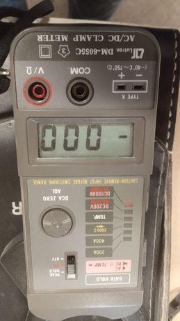 Miernik cęgowy Lutron DM 6055C clamp meter
