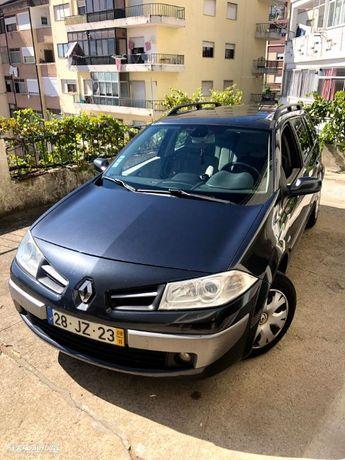 Renault Mégane Break 1.5 dCi Dynamique
