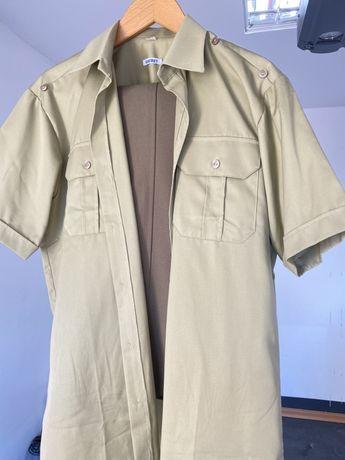 Oryginalna Koszula wojskowa letnia