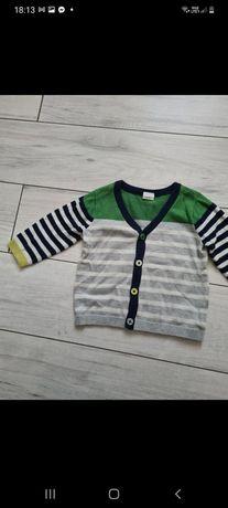 Sweterek H&M rozmiar 68