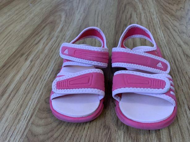 Дитячі босоніжки adidas