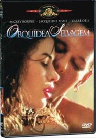 Filme em DVD: ORQUÍDEA SELVAGEM - NOVO! A Estrear! Selado!