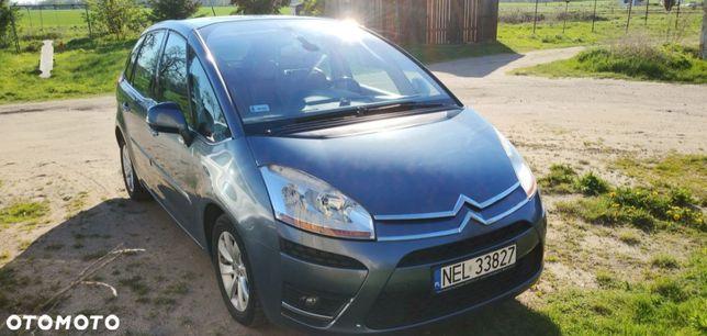 Citroën C4 Picasso Automat, nic nie malowane, wersja Exclusive. Skóra, klima itd