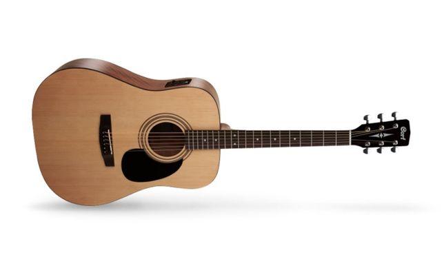 Nowa gitara elektroakustyczna Cort AD810E z pokrowcem sklep Pszczyna