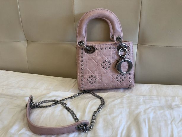 Сумка lady Dior mini