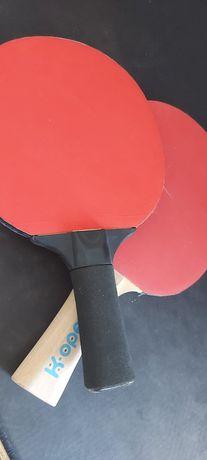 Raquetes de ténis de mesa