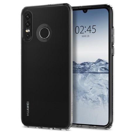 Etui Pokrowiec Spigen Huawei P30 Lite Liquid Crystal Clear