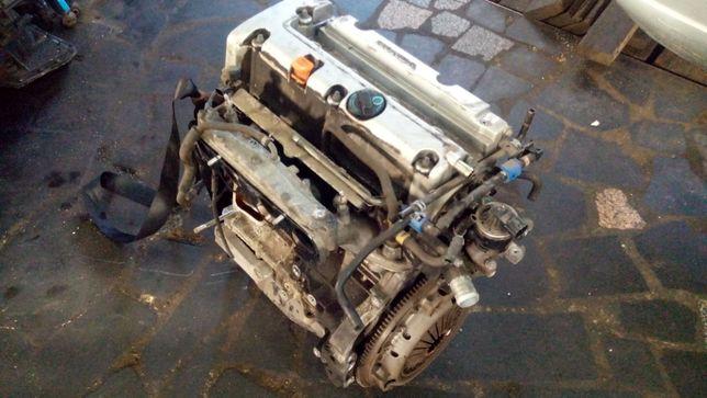 Двигатель Хонда Аккорд 7, Honda Accord 7 2.0 K20A6 K20Z2 160 тыс проб.