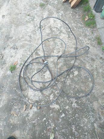 Lina holownicze stalowa 10 mm