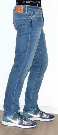 Męskie Spodnie Levi's 511 32/32 Pas 86 cm Długość 103,5 cm