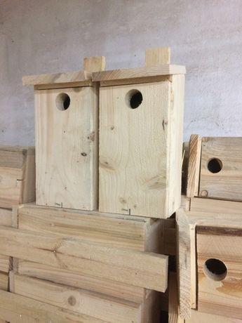 Budka lęgowa typ B skrzynka gniazdo domek dla ptaków