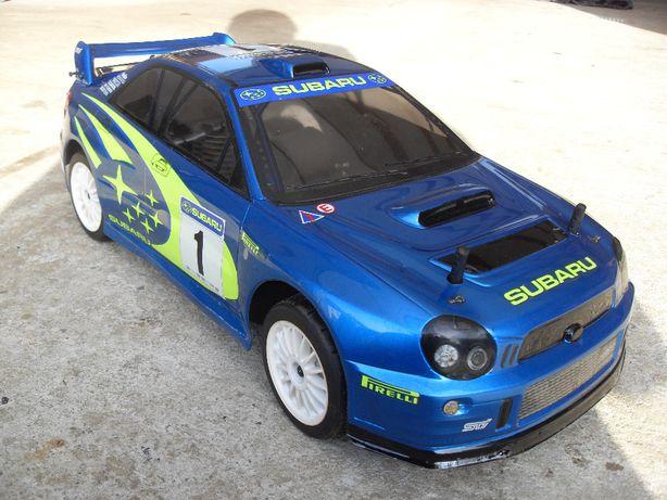 HPI WR8 1:8 Nitro Model RC Spalinowy Subaru WRC 4WD