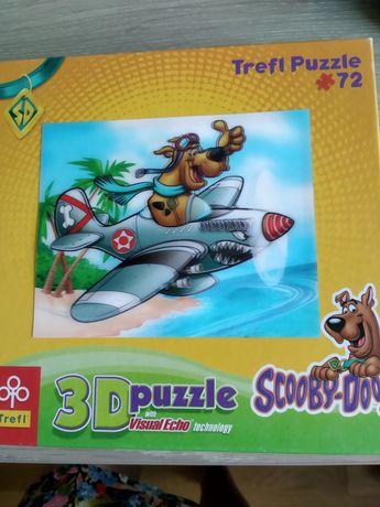 Puzzle 3D Scooby Doo