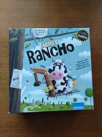 Gra planszowa: Rancho + dodatek: Kot