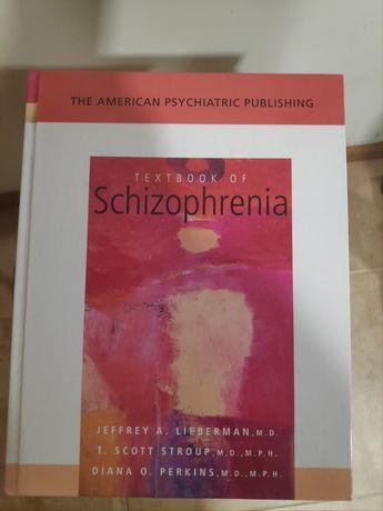 Livro textbook of Schizophrenia - como novo