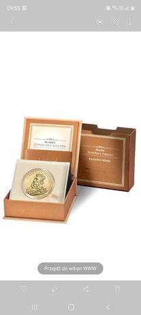 Złota Moneta 500zl Kazimierz Wielki