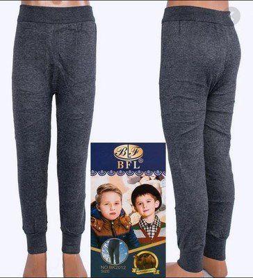 Теплые термо подштанники для мальчиков на байке. р. 110-140
