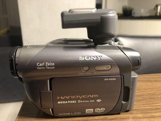 Kamera Sony Handycam DCR-DVD304