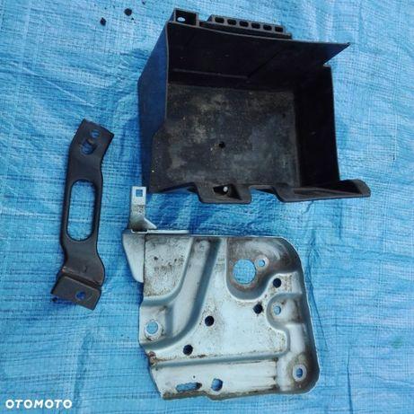 Honda Jazz II Obudowa akumulatora podstawa KOMPLET