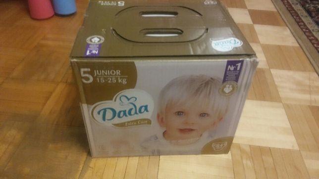 Pampersy Dada 5 Junior Extra Care 84szt w Kartonie