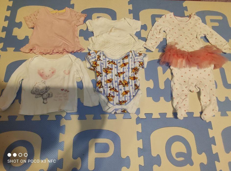 Ubranka dla dzieci 0-3 m Gdańsk - image 1
