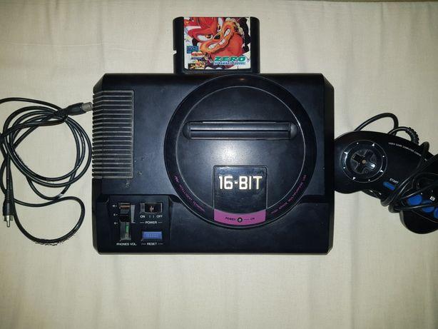 Sega klon, 16 bit, konsola