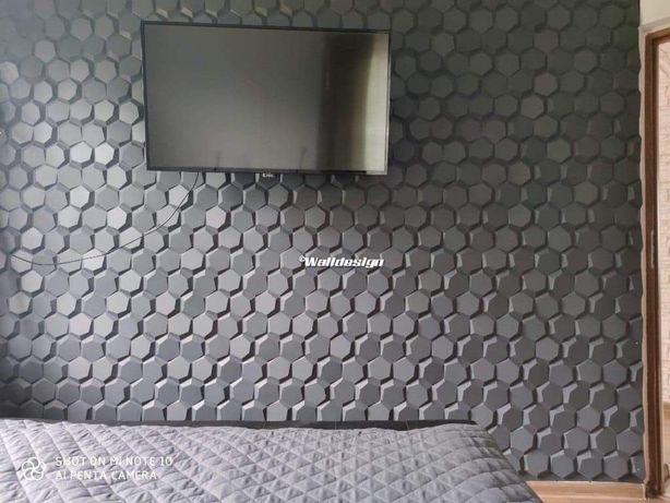 Panele dekoracyjne 3D panele ścienne 3D panel 3D panel gipsowy 3D