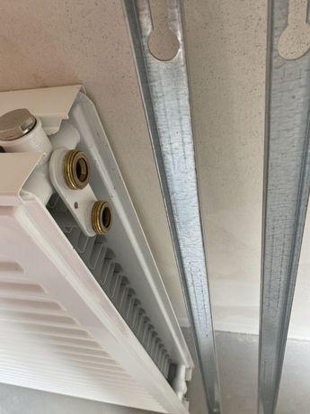Grzejnik 70x90 cm + termostat