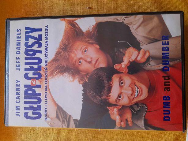 Głupi i Glupszy VHS i inne komedie