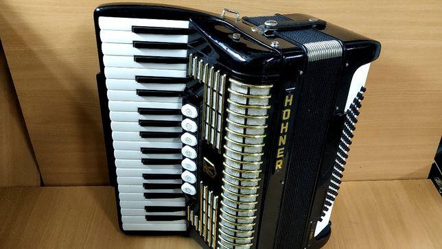 Akordeon Hohner Verdi II 96/3 chóry jak nowy z Niemiec