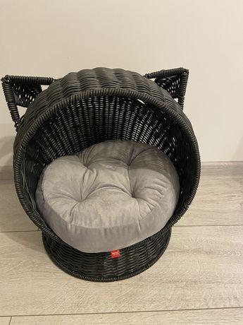 Sliczny domek dla kota-nowy bez metki