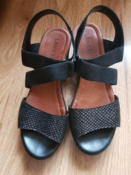 Sandały damskie Lasocki 38