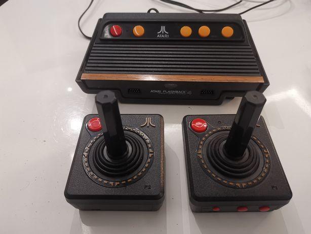 Atari Flashback 4, GRY RETRO, 75 GIER