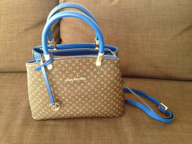 Продам кожаную сумку LV. С 10 по15.11 цена 800 грн. Успейте!
