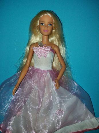 Ubranka dla lalki Barbie sukienka