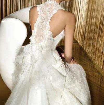 Suknia ślubna Lissa Ferrera Demetrios