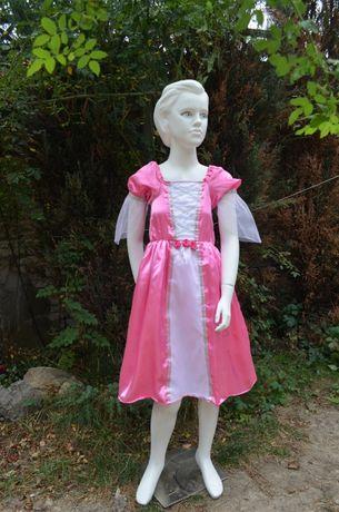 Платье Золушка Дисней, костюм Золушки принцессы на Новый год