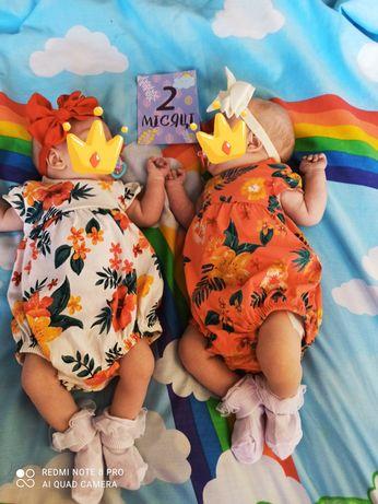 Боді, бодік для дівчинки, бодік для близнят