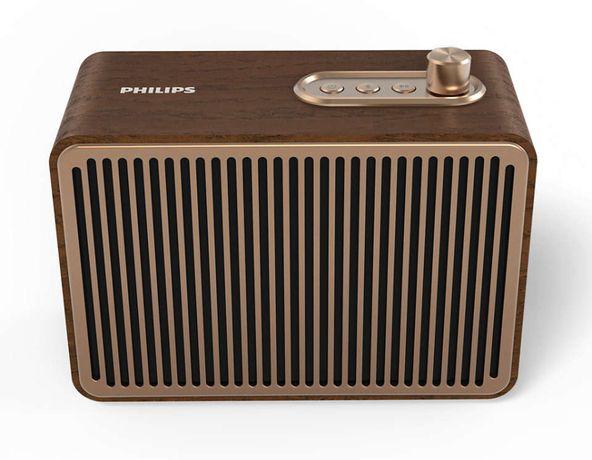 Głośnik mobilny PHILIPS TAVS50000 Brązowy