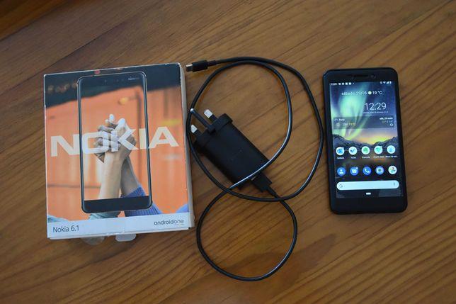Nokia 6.1 desbloqueado