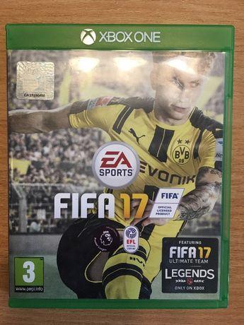 FIFA 17 gra na XBoxa