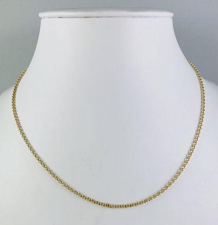 Złoty Damski Łańcuszek Pr.585 5,9g. NOWY !